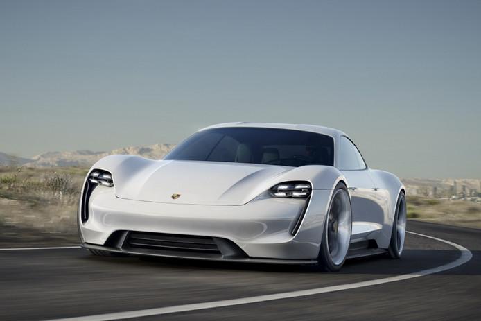 Elektrische Porsche Taycan Uitverkocht Tot 2021 Auto Ad Nl