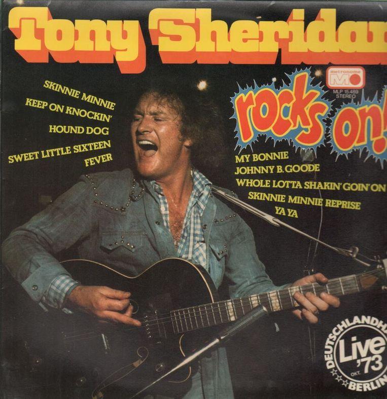 Tony Sheridan, leermeester van The Beatles, overleden ...