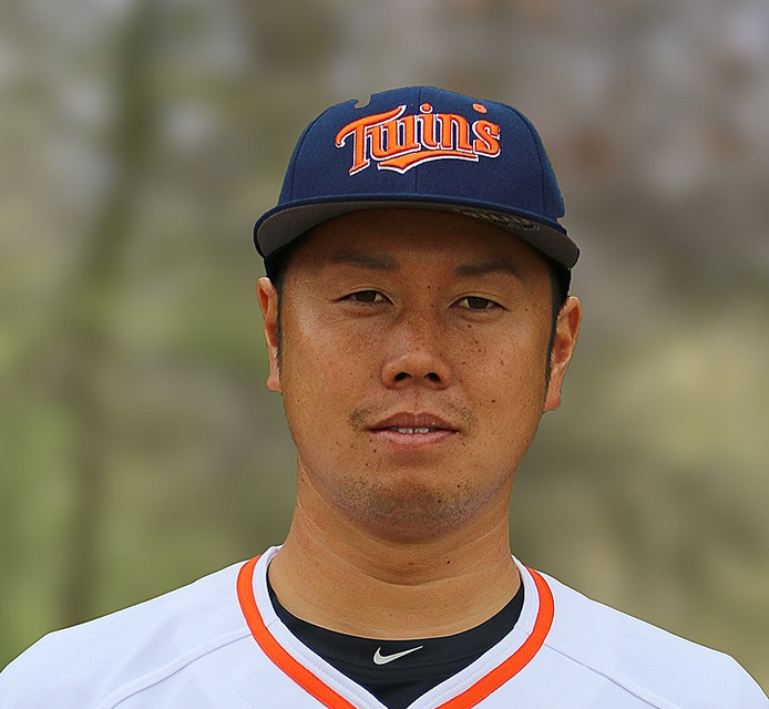 Japanse werper Keiji Uezono