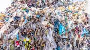 Dorpje net over Franse grens verzuipt in Belgisch, illegaal gedumpt afval
