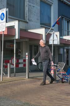 Nieuwbouw Kop Noordstraat in zicht