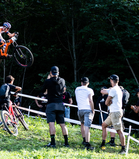 Kjell van den Boogert: pionier op de E-mountainbike