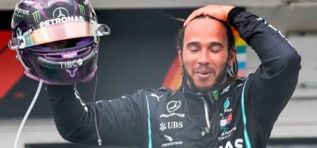 Hamilton domine le GP de Hongrie et prend la tête du championnat