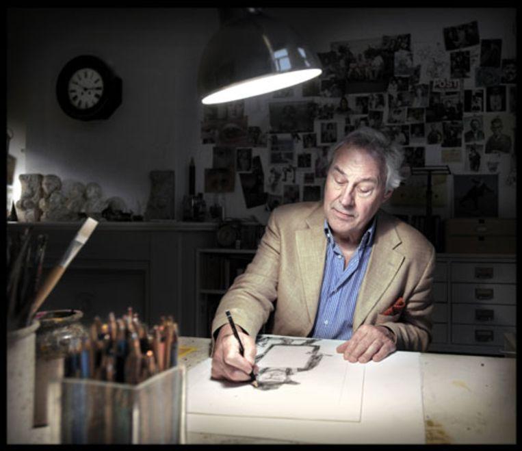 Waldemar Post (Joost van den Broek / de Volkskrant) Beeld