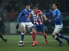 Publiekloos duel tussen TOP Oss en FC Den Bosch is voor de spelers nog wel een echte derby