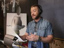 Justin Timberlake kruipt in de huid van stuurse trol: 'Zoontje en vriendjes genoten enorm'