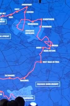Wielerronde Vuelta doorkruist Gelderland in 2020