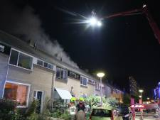 Hellevoeter verdacht van hennepteelt in woning waar grote brand uitbrak