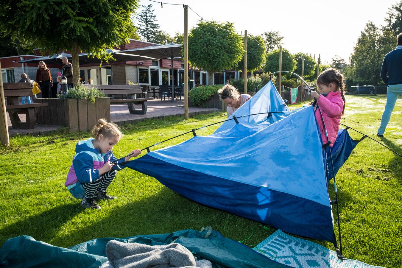Campings in de gemeente Steenwijkerland gaan mogelijk al midden juni open.