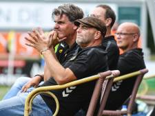 Trainer Richard Plug na turbulente week per direct weg bij DVS'33
