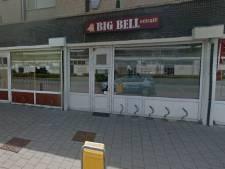 Eetcafé Big Bell in Zwijndrecht gesloten na steekpartij