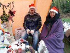 Standhouders Bergse kerstmarkt laten het afweten