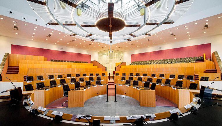Donderdagavond stemde de gemeenteraad in met de omvorming van het bestuurlijk stelsel Beeld anp