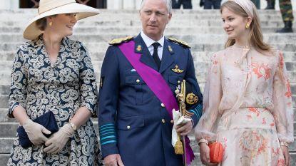 Zo vierde Brussel vandaag de nationale feestdag: van ingetogen Te Deum tot militaire parade met coronakantje