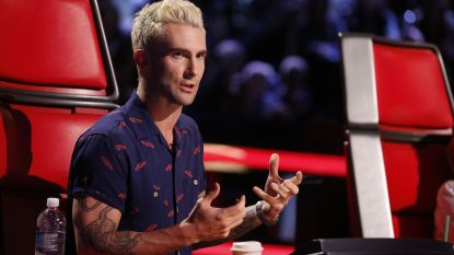 Adam Levine stapt na 16 seizoenen op als coach in 'The Voice'