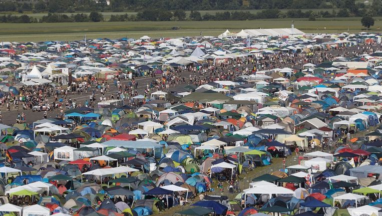Camping Rock am Ring Beeld null
