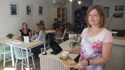 Koffiebar en decoratiewinkel versmelten in centrum