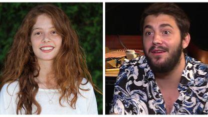 Songfestivalwinnaar Salvador Sobral getrouwd met Belgische actrice Jenna Thiam