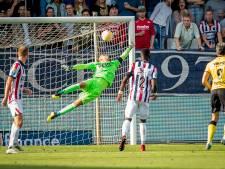 Extreem hoog percentage balbezit niet lonend voor Willem II