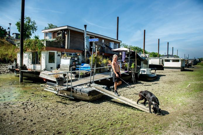 Wonen Op Woonboot : Het ultieme vakantiegevoel: wonen in een woonboot op het droge