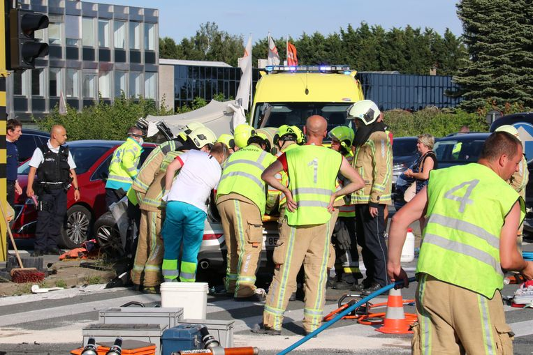De klap was enorm en er vielen maar liefst zes gewonden.