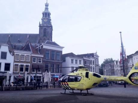 Jongen (16) ernstig gewond bij sprong van dak Gouda