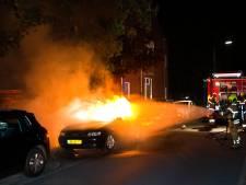 Drie mannen verdacht van brandstichting in Dordtse wijk Krispijn