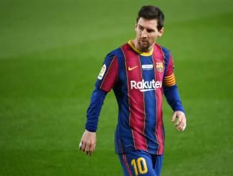 """Messi over vertrekwens van afgelopen zomer: """"Als ik naar rechter gegaan was, had ik gewonnen"""""""