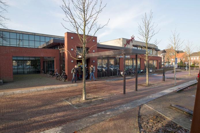 Sociaal-cultureel centrum de Muzenval in Eersel.