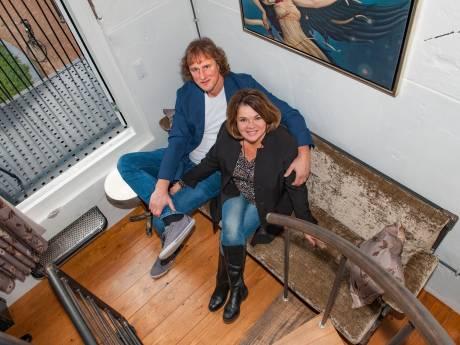 Smalste B & B van Nederland: slapen op twee bij twee in voormalige Goudse watertoren