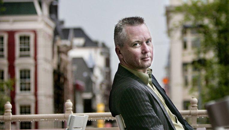 Eric van der Burg, fractieleider VVD. Foto Jean-Pierre Jans Beeld