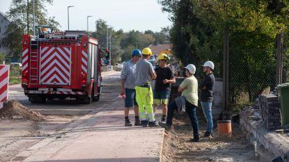 Enkele woningen even geëvacueerd na gaslek in Laarne