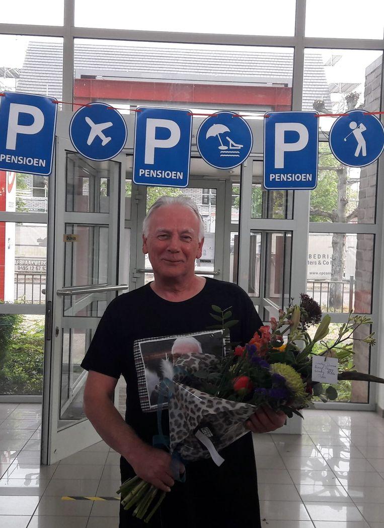 Paul Huybrechts gaat op pensioen.
