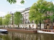Amsterdam krijgt na jaren strijd zijn überluxe 'zessterrenhotel'