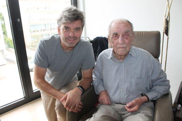Koen en Karel Tilley gaan zondag skydiven in Zeeland.
