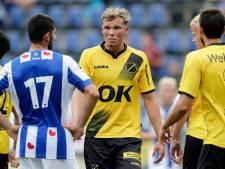 Twee positieve tests bij NAC, wedstrijd bij FC Dordrecht gaat niet door