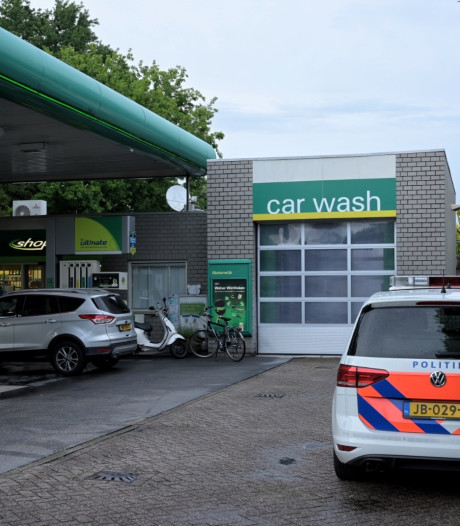 Gewapende overvaller die terugkeerde bij tankstation BP in Oisterwijk opgepakt