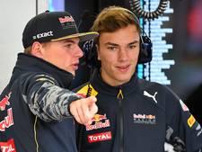 Gasly vervangt Kvyat in komende Grands Prix bij Toro Rosso