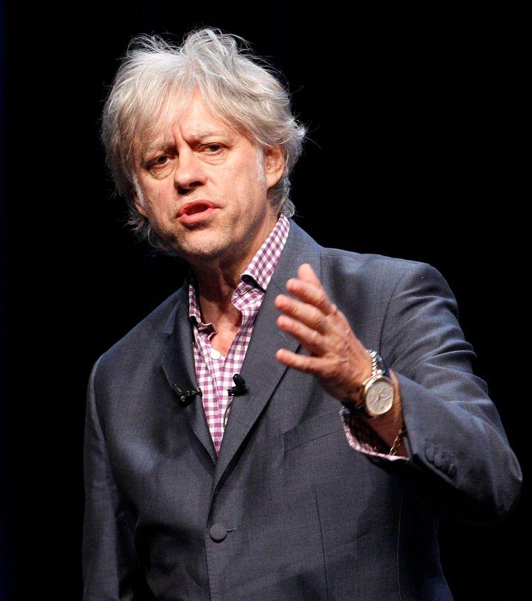 Bob Geldof. Beeld REUTERS
