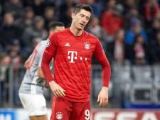 Lewandowski mist leiders: 'Een as die bestaat uit Neuer en mijzelf is te weinig'