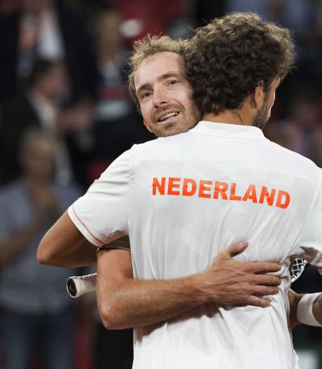Haase en Middelkoop pakken titel in dubbelspel Umag