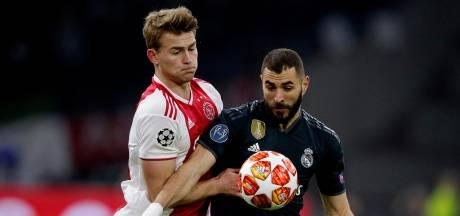De Ligt zag weer Ajax van voor de winterstop: 'Mogen trots zijn'