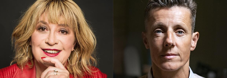 'Iedereen leeft mee met Bo en Sam, tot ze zélf een transgender in de familie hebben.'  Beeld