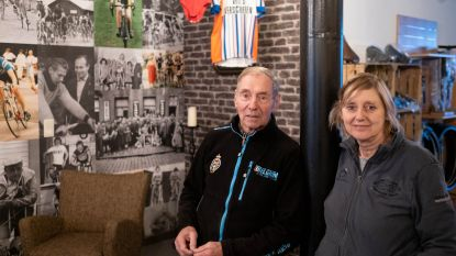 """Fietshersteller opent zaak op plaats waar schoonvader kwarteeuw geleden sportzaak had: """"Dit voelt aan als thuiskomen"""""""