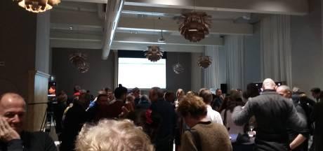 Verkiezingen Deventer:  nek-aan-nekrace