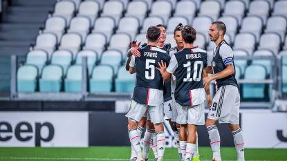 Juventus zet nieuwe stap richting Scudetto na heerlijke goals Dybala, Ronaldo en Costa