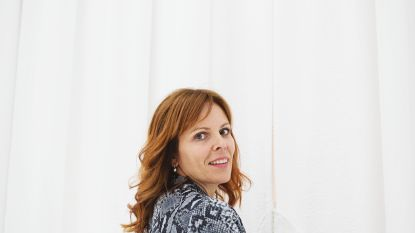 """Het motto van Leen Gysen: """"Kunst is een garantie op gezond verstand"""""""