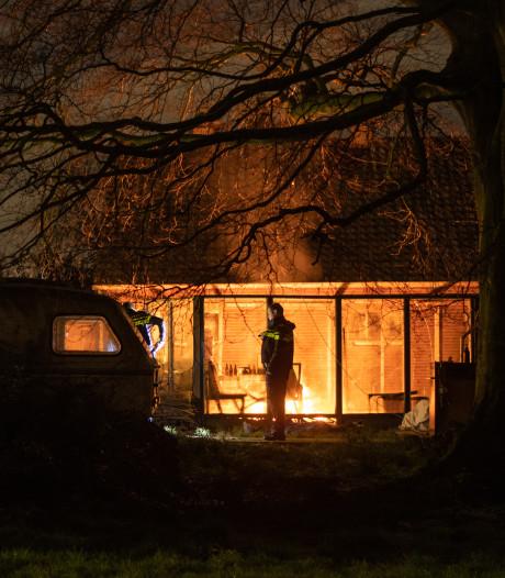 Nietsvermoedende bewoners krijgen bezoek van de politie en brandweer in Woerden