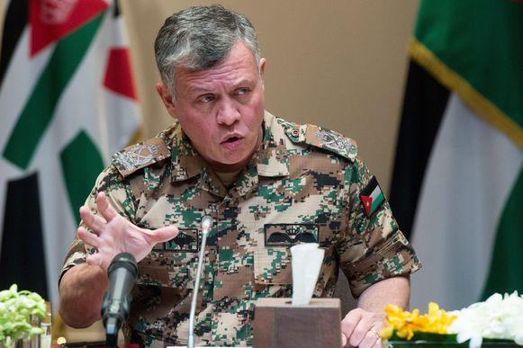 De Jordaanse koning Abdullah II is een getrainde militair.