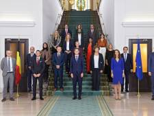 La Belgique tient son premier gouvernement fédéral paritaire